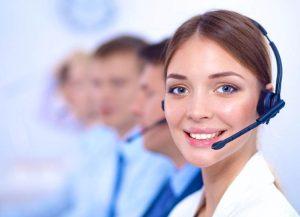 Webwinkel logistiek - Contact center